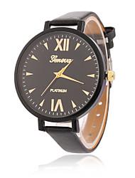 Fashion Ladies Leather Watches Women Beauty Dress Strap Watch Quartz Wristwatch Hours Reloj Mujer