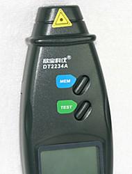 Sampo dt2234a schwarz für Tachoblitzfrequenz Instrument