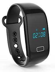 Lincass Bracciale smartIndicatore del sonno / Monitoraggio frequenza cardiaca / Trova il mio dispositivo / Allarme sveglia / Contapassi /