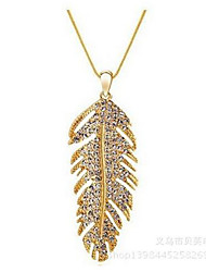Necklace Pendant Necklaces Jewelry Daily / Casual Silver Plated / Gold Plated Gold / Silver 1pc Gift