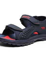 Men's Shoes Casual Sandals Blue / Gray