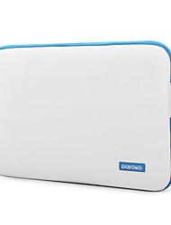 pofoko® pochette pour ordinateur portable 13,3 pouces bleu / rose