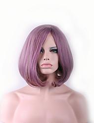 más vendido de Europa y la peluca de la peluca bobo estados unidos humo púrpura en el interior de la hebilla