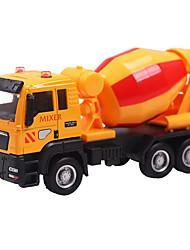 Дибанг - детские игрушки модели сплава автомобиля 1:55 скользят модель грузовик игрушка автомобиль автомобили бетон (6шт)