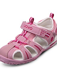 UOVO Baby Shoes Casual PU Sandals / Fashion Sneakers Pink