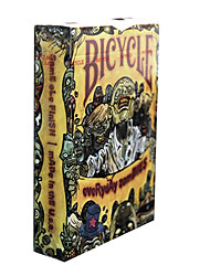Bicycle Poker Bicycle Cards Daily Zombie Magician Board Game Card Suits