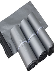 Silver waterproof logistics packaging bag (25*39CM, 100/ package)