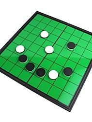 Jogo de xadrez Toy jogo Cubo mágico Velocidade Quadrangular Metal / Plástico / alumínio Verde Para Crianças
