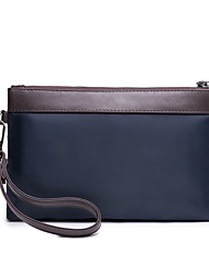 Men Bags Spring Summer Fall Winter All Seasons Oxford Cloth Clutch Wristlet with for Shopping Casual Sports Formal Outdoor Office & Career
