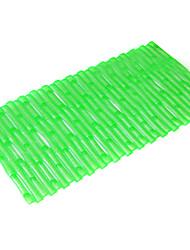 BadvorlegerGrün / Weiß / Gelb-PVC