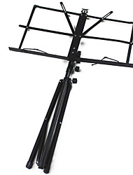 Stand Guitar / Violin / Ukulele Musical Instrument Accessories Plastic Black