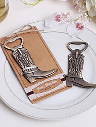Ring Chrome Bottle Favor-1Piece/Set Bottle Openers Classic Theme Non-personalised Chocolate
