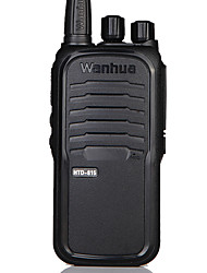 Wanhua HTD 815 Two-Way Ham Radio, UHF 403-480 MHz Portable Handheld FM Transceiver