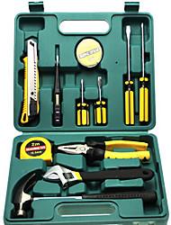 outils à main boîte de matériel (11 pièces)