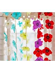 2M with 22 Flowers Handmade Flower Garland Hairband Headband Christening Festival Floral Vine Garlands