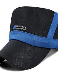altri unisex maniche sportiva cappello traspirante / Quick Dry / traspirante rosso / grigio / nero / blu / blu zaffiro