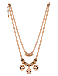 LGSP Women's Alloy Necklace Daily Acrylic61161045