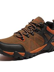 Sapatos Aventura Feminino / Masculino / Unissex Preto / Marrom / Verde / Roxo / Coral Camurça