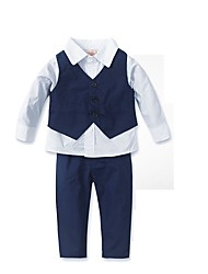 Halloween/Christmas / Children's Day Kid N/A Costumes Shirt / Top / Pants Suit-3 Pieces