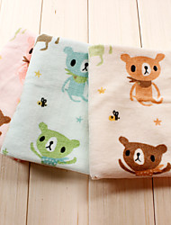 3pc Pack Cartoon Face Towel Wash Towel 100% Cotton High Quality Super Soft