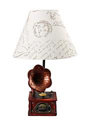 Lampe de table-Moderne/Contemporain-Résine-LED / Protection des yeux
