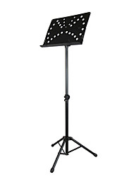 Stand Guitar / Violin / Ukulele Musical Instrument Accessories Steel Black