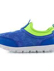 Garçon-Décontracté-Bleu / Rouge / BlancConfort-Sneakers-Tulle