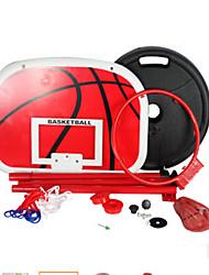 caja de baloncesto al aire libre de los niños