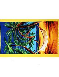 Sunodor Beach Towel Yellow,Jacquard