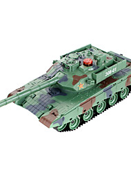 Against Tanks Parent-Child Against Infrared Remote Control Turret Parade Boy Toy Tank Model 1