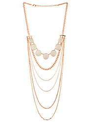LGSP Women's Alloy Necklace  Daily Acrylic61161005