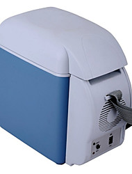 portatile 12v auto auto 7.5L mini qualità frigorifero frigo viaggio abs multifunzione casa cooler congelatore più caldo