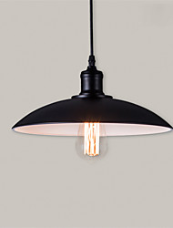 Retro Contracted Wrought Iron Pendant Lights Restaurant,Cafe ,Game Room,Garage light Fixture