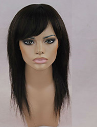 Long Hair Wigs For Black Women's Capless Machine Made Hair Wigs