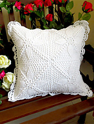 Cotton Embroidery Cushion Car Seat Embroidered Throw Pillow Sofa Cushions Home Decor Chair Sofa Decorative Pillows