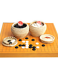 Royal St. 32 Mm Fish Wood A Two-Sided Dual-Use Chinese Chess Board Go Suit Go Plate + Single Cloud Cans/Grass
