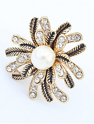 Bohemia Double Pearl Ring