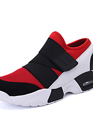 Women's Air Cushion Casual Athletic Shoes Running Shoes Slip on Loafers