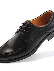 Men's Shoes Wedding / Office & Career / Party & Evening / Dress / Casual Nappa Leather Oxfords Brown