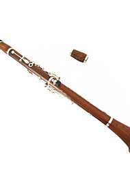 Annatto Clarinet B The Clarinet Imported Mahogany Silver Buttons Clarinet Configuration Clarinet