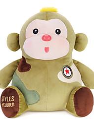 Metoo Microphone Rabbit Plush Toy Monkey  Sunpoo Monkey Mascot Creative Birthday Gift Army Fatigues 10.5 Inches