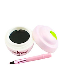 Fei Beauty® Eyeliner Liquid Wet Extended Black / Auburn Eyes 1