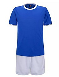 Others Men's Short Sleeve Soccer Clothing Sets/Suits Breathable / Quick Dry / Wicking  Football / Running