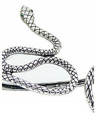bracelete em forma de cobra do vintage das mulheres