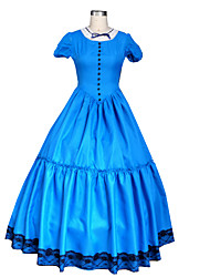 Alice in Wonderland Cosplay Costumes Dress / Gloves