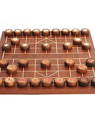 Royal St go jogo de xadrez ternos de dupla utilização frente e verso jogo de xadrez chinês 2,5 cm + 5 pontos para passar tabuleiro de