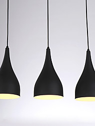 hot 3 Heads Vintage Minimalist Pendant Lights Living Room Dining Room Kitchen light Fixture