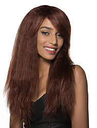 Stylish Super Long Loose Wave  Human Hair Wig