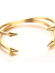 Women's Fashion Arrow Stainless Steel Cuff Bracelet