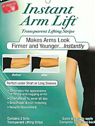 4X Instant Arm Lift Strips - Lifting Arms Firming Flabby Sagging Anti-aging Slim